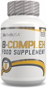 BioTech USA B-Complex (60таб)