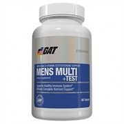 GAT - Mens Multi Vitamin + Test (60капс)