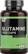 Optimum Nutrition Glutamine Caps 1000 mg (60капс)