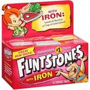 Bayer Flintstones with Iron (60жев.таб)