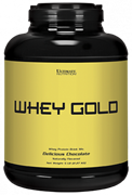 Ultimate Nutrition Whey Gold (2270гр)