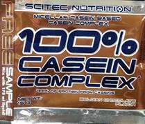 Scitec Nutrition - 100% Casein Complex (1 порция) пробник