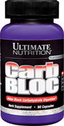 Ultimate Nutrition Carb Bloc (90капс)