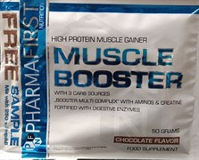 Pharma First - Muscle Booster (1 порция) пробник