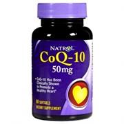 Natrol - CoQ-10 50 mg (30гел.капс)