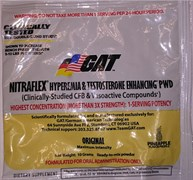 GAT Nitraflex (1 порция) пробник