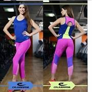 CajuBrasil - Топ трёхцветный (цвет 187)