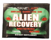 Insane Labz Alien Recovery (1 порция) пробник