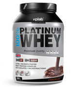 VP Laboratory 100% Platinum Whey (908гр)
