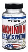 Weider Maximum BCAA Syntho (120капс)