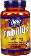 NOW - Tribulus 1000mg (180таб)
