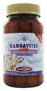 Solgar Kangavites complete multivitamin & mineral (120жев.таб)