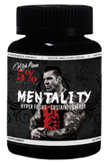 Rich Piana 5% Nutrition - Mentality (90капс)