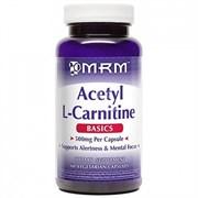 MRM - Acetyl L-Carnitine 500mg (60капс)