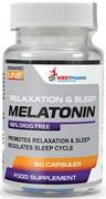 WESTPHARM - Melatonin 5mg (60капс)