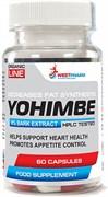 WESTPHARM Yohimbe Extract 50mg (60капс)