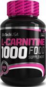BioTech USA L-Carnitine 1000 (60таб)