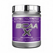 Scitec Nutrition BCAA-X (330капс)