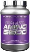Scitec Nutrition Amino 5600 (1000таб)