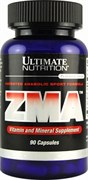 Ultimate Nutrition - ZMA (90капс)