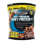 MuscleTech 100% Premium Whey Protein Plus (2270гр)