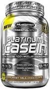 MuscleTech Essential Platinum 100% Casein (824гр)