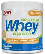 SAN 100% Natural Whey Supreme (450гр)
