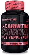 BioTech USA L-Carnitine + Chrome for Her (60капс)