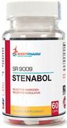 WESTPHARM Stenabol 12mg (SR-9009) (60капс)