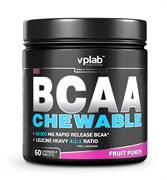 VP Laboratory BCAA Chewable (60таб)