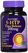 Natrol - 5-HTP 200mg Time Release (30таб)
