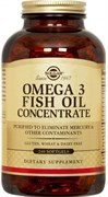 Solgar Omega 3 Fish Oil Concentrate (240капс)