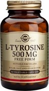 Solgar L-Tyrosine 500mg (100капс)