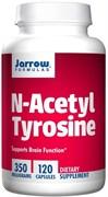 Jarrow Formulas N-Acetyl Tyrosine 350mg (120капс)