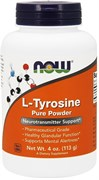 NOW L-Tyrosine Pure Powder (113гр)