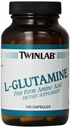 Twinlab L-Glutamine Caps 500mg (100капс)