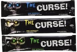Cobra Labs The Curse (1 порция) пробник