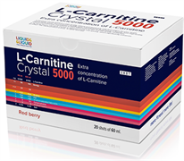 LIQUID & LIQUID - L-Carnitine Crystal 5000 (20x60мл)