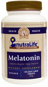 NutraLife Melatonin 3mg (120 жев.таб)