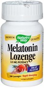 Nature's Way Melatonin Lozenge (100леденцов)