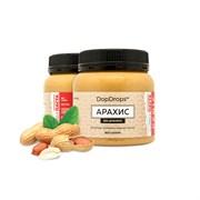 DopDrops Протеиновая паста Арахис (без добавок) (250гр)