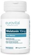 EuroVital Melatonin 10 mg Time Release (60вег.таб)
