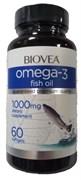 Biovea Omega 3 1000 mg (60гел.капс)