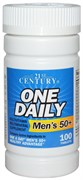21st Century One Daily Mens 50+ (100таб)