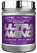 Scitec Nutrition Ultra Amino (200капс)