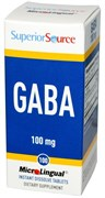 Superior Source GABA 100 mg (100таб)