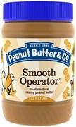 Peanut Butter & Co Smooth Operator Арахисовое масло (454гр)