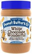 Peanut Butter & Co White Chocolate Wonderful Арахисовое масло с белым шоколадом (454гр)
