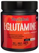 Muscle Rush L-Glutamine (250гр)