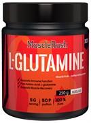 Muscle Rush L-Glutamine (250гр)